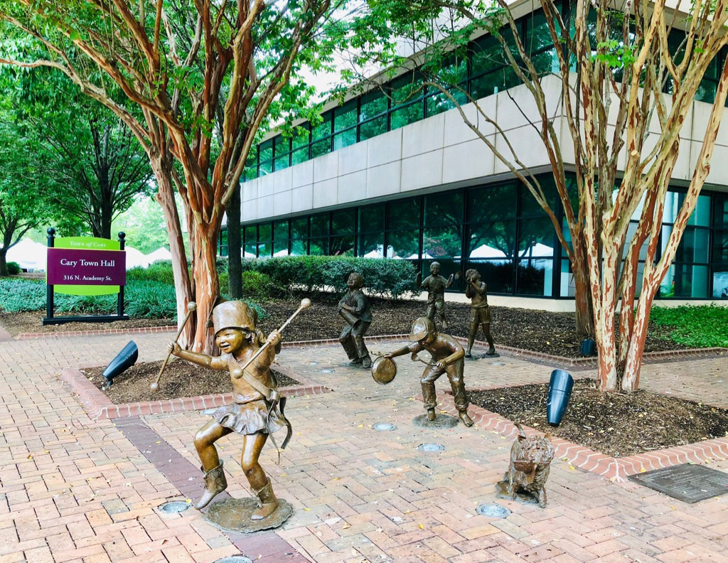best place to buy a house, downtown Cary, best city, best town, Town of Cary, downtown cary nc