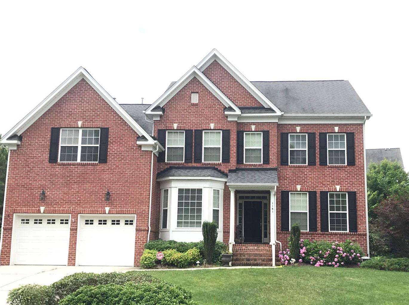 House in Weldon Ridge Cary NC