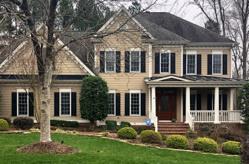 House for sale in Cary on Lynden Court