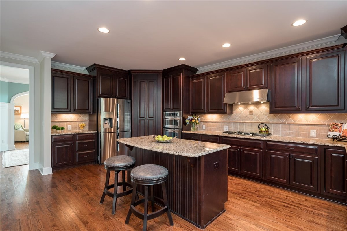 Home for sale in Cary - kitchen