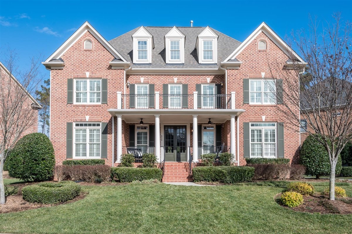 924 Blackmar St. Cary NC home for sale Southbridge